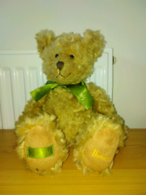 HARRODS HENRY COLLECTABLE BEAR