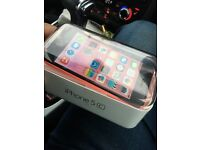 iPhone 5c pink as new ee virgin T-Mobile
