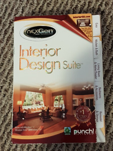 Interior Design Suite by Punch Software