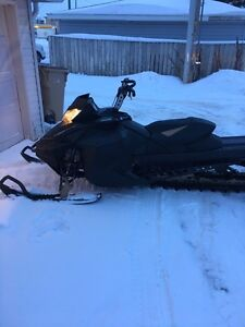 2012 Ski Doo Summit X 800 E-Tec 156""