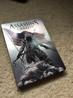 Assassins creed 3 collectors case ONLY