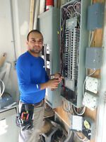 Rewiring of House, Office, and Restaurant