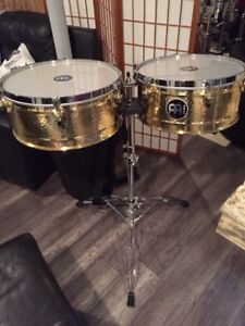 Timbales PA Meinl