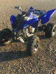 GREAT QUAD IN GREAT SHAPE, LIKE NEW