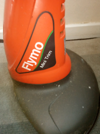 Flymo mini trim electric strimmer
