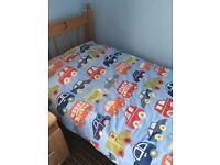Next boys bed set