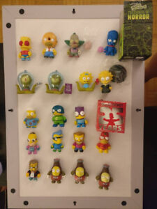 Kidrobot Simpsons Treehouse of Horror & 25 Anniversary