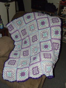 Beautiful Hand Crocheted Baby Afghan #5 - $25.00 Belleville Belleville Area image 2