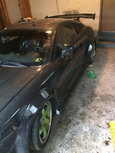 PART OUT 2003 Hyundai Tiburon Coupe (2 door)