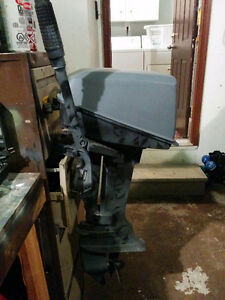 8 hp evinrude short shaft