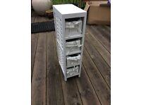 Small basket / drawer unit