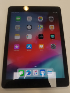 Apple iPad Air 16GB-Space Gray.limited quantities available