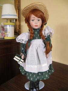 "Poupée/Doll ""Anne of Green Gables"""