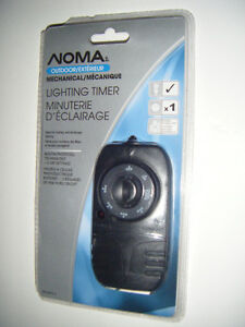 Noma outdoor Lighting Timer for sale