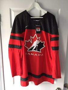Team Canada IHF 2016 Jersey