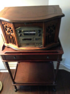 Emerson Complete stereo System.