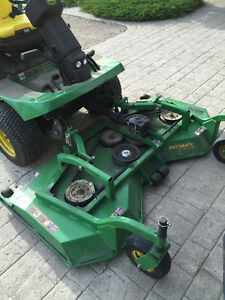 72 inch rear discharge mower