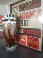 Adam's Halal Pub is Hiring.