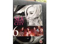 Sex in the city season 6