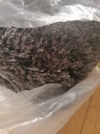 Shaggy Rug - Sissi Shaggy Charcoal Rug Brand New (Rolled & Wrapped)