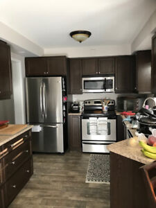 Appliances, cupboards and counter tops for sale