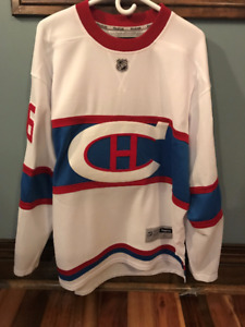Montreal Canadiens Autographed PK Subban Jersey