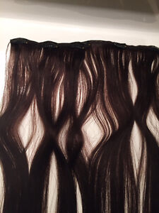 'Design Lengths' hair extensions Cambridge Kitchener Area image 2