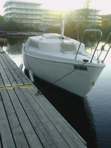 20ft. Sailboat with outboard and trailer