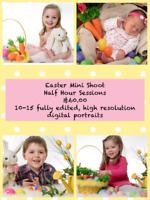 There's still time for Easter Portraits!!
