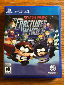 South Park - The Fractured Butt Whole