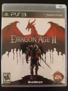 Dragon Age 2 for Playstation PS3