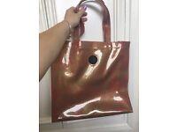 Designer Diesel tote bag