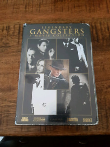 Legendary Gangsters 5 - Movie Collection