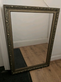 Large big vintage classic ornate wall Mirror
