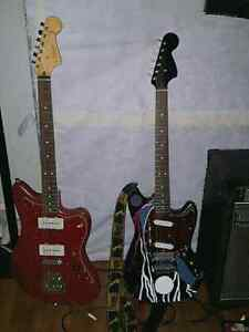 Vintage Modified Jazzmaster and Mustang