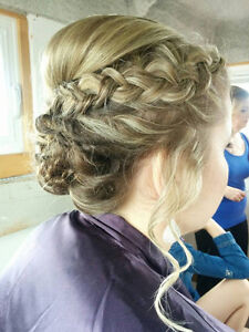 Travelling Hairstylist for bridal parties! London Ontario image 10