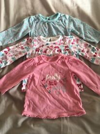Baby girl clothes 6-9 Months bundle