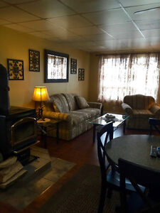 Amazing 2 bedroom furnished apt