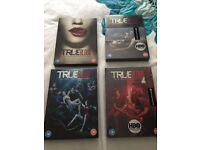 True blood DVD boxsets