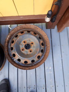 14 and 15 inch rims for sale OBO