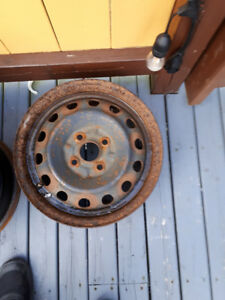 14 and 15 inch rims for sale