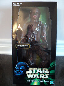 "Star Wars Chewbacca 13"" figure *NEW IN BOX*"