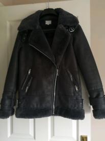 Warehouse aviator jacket