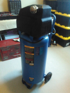 MasterCraft 26 gallon compressor