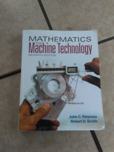 Mathematics for Machine Technology 7th Edition