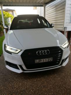 2017 Audi s3 MY17 Face Lift Fairfield West Fairfield Area Preview