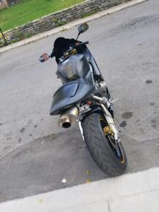 Honda 600 cbr rr
