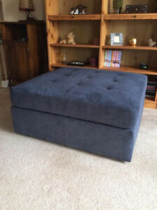 HUGE OTTOMAN - NEW CONDITION