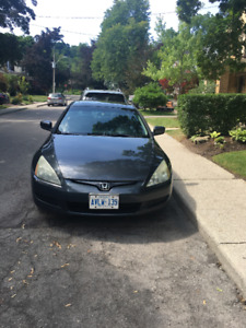 2004 Honda Accord coup EX-V6 for sale