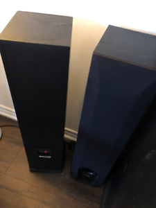 Polk Audio R30 Floor Standing Speakers (Pair)
